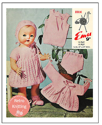 Baby Doll Clothes to fit a 16 or 20 inch Doll - Copy