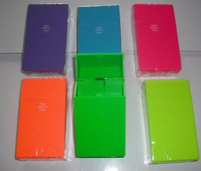 Super-king Size Silicone Cigarette Case - Ciggie Sleeves - 6 Colours Available