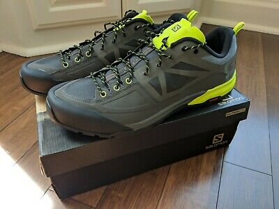 Details about SALOMON X Alp Spry L398588 Outdoor Hiking Trekking Athletic Trainers Shoes Mens