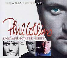 The Platinum Collection: Face Value / Both Sides / Testify... | CD | Zustand gut