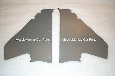 1949-1950 PLYMOUTH KICK PANELS w/Sewn Trim Colors Available 49 50