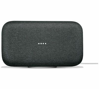 Brand New Google Home Max Smart Home Automated Voice Activated Assistant Speaker