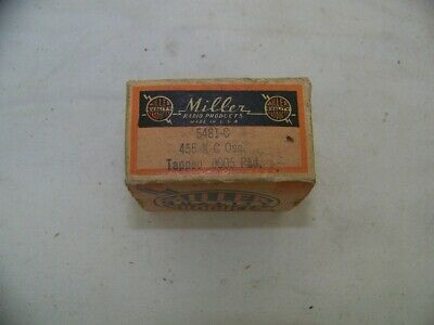 NOS NIB Miller 5841C 455Kc Oscillator Coil Universal Replacement Coil with Tap