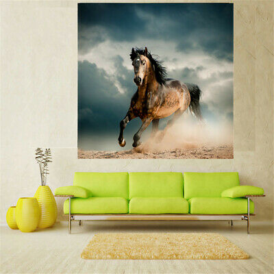 MagiDealHD Canvas Print home decor wall art painting Picture 1PC Unframed -Horse