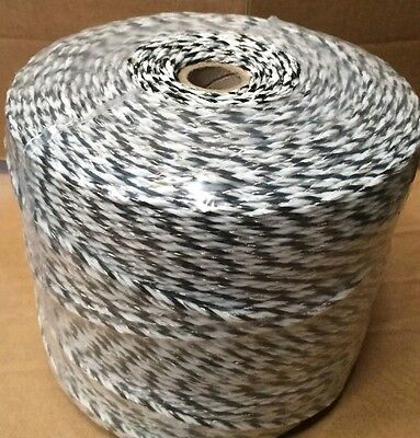 Electric Fence Poly wire 500m x 9 Stranded x 3mm Electric Fence Wire AKO Branded
