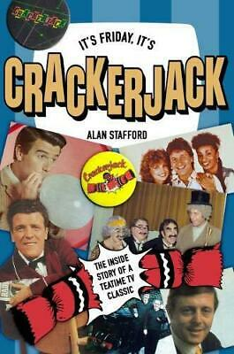 It's Friday, It's CRACKERJACK! by Stafford, Alan, NEW Book, FREE & Fast Delivery