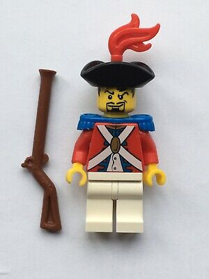 LEGO NEW REDDISH BROWN MINIFIGURE PACK BACK NON-OPENING PIRATE IMPERIAL PIECE