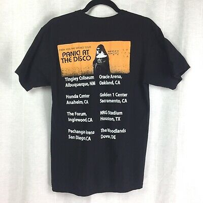 a01c539b Panic At The Disco Pray for the Wicked Tour 2018 T-Shirt Free shipping from