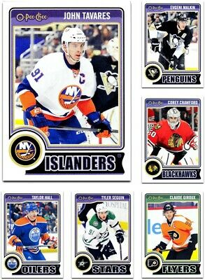2014-15 O-Pee-Chee **** PICK YOUR CARD **** From The Base SET  [251-500]