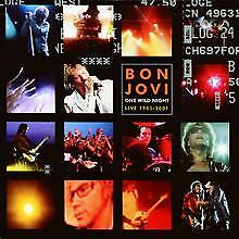 One Wild Night - Live 1985-2001 von Bon Jovi | CD | Zustand gut