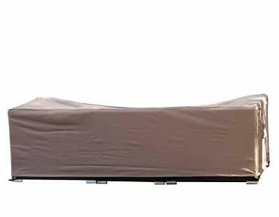 """Dola Outdoor Couch Cover 3 Seater Patio Sofa Cover Waterproof 98"""" Premium Bei..."""