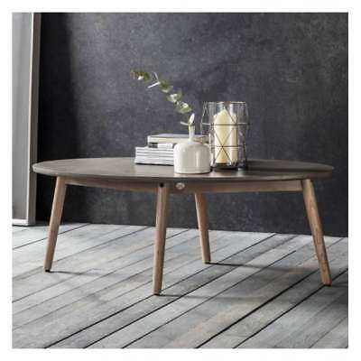 Frank Hudson Gallery Direct Bergen Oval Coffee Table