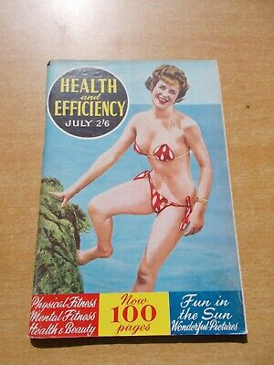 HEALTH and EFFICIENCY:Issue No.723 July 1961