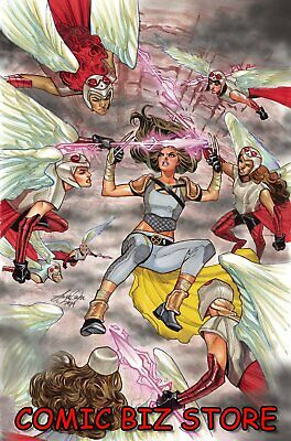 X-23 #11 (2019) 1St Printing Silya Oum Variant Cover Bagged & Boarded Marvel