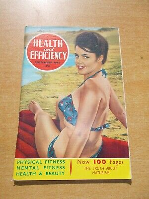 HEALTH and EFFICIENCY:Issue No.737 September 1962