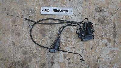 Mitsubishi Gto 3000Gt Z16A Cruise Control Actuator Solenoid + Pipes Cables