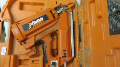 paslode im350 staple nail gun boxed li-ion first fix 1st inc VAT No Accessoies