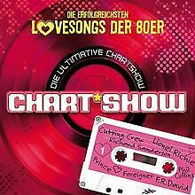 Die Ultimative Chartshow-Lovesongs der 80er von Various | CD | Zustand gut