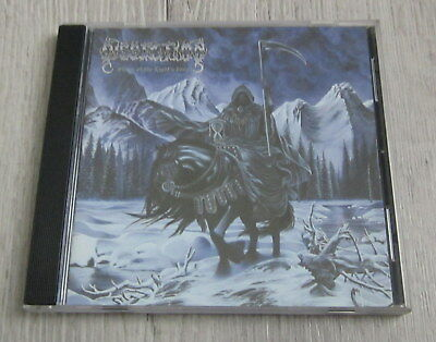 DISSECTION - Storm of the Light's bane  CD  1993 Nuclear Blast  MINT  RARE OOOP!