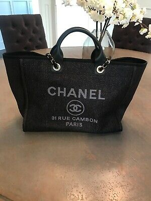 642bc0ea1f6b CHANEL TOTE BAG New travel line Beige Woman unisex Authentic Used ...