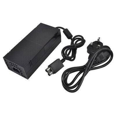 UK Plug AC Charger Power Supply Mains Brick Charging Cable For XBOX ONE Console