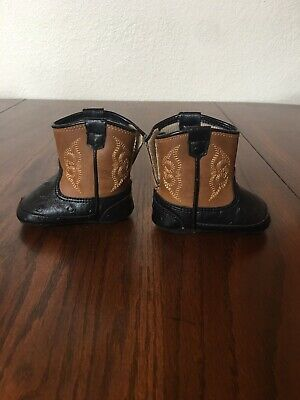 5af63a8c26e9 ROPER INFANT TODDLER COWBOY Boots Size 4 New With Tags