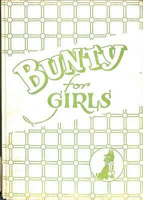 Bunty the Book for Girls 1962 (Annual), , Good Condition Book, ISBN