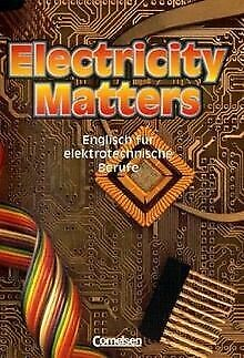 Electricity Matters - First Edition: Electricity Matters... | Buch | Zustand gut