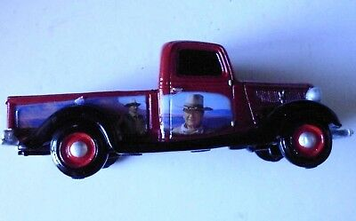 The Hamilton Collection John Wayne Western Hero Ford Pickup from American Legend