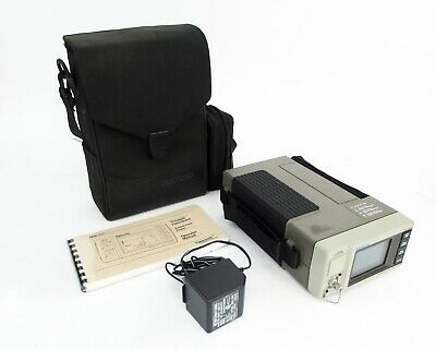 Tektronix - TFS2020, Optical Fault Finder OPT. 09, 44 w/ Carrying Case