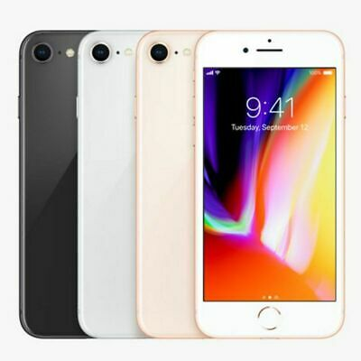 Apple iPhone 8 - 64gb - Sprint - Boost Mobile - Virgin Mobile - Smartphone - New