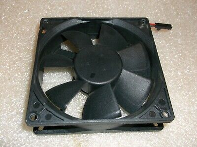 8 each brushless 12vdc AFB0912H 92mm x 25mm fans Fan Tray