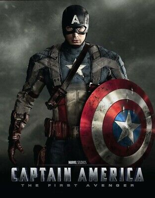 Captain America: The First Avenger 4K Ultra Hd Disc Only | Region Free