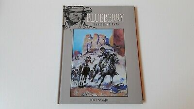 Blueberry Hachette Collection T1 Fort Navajo Neuf + Poster