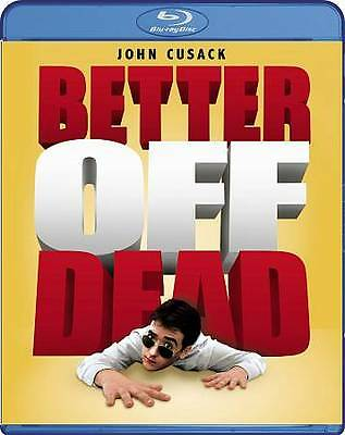BLU-RAY Better Off Dead (Blu-Ray) John Cusack NEW