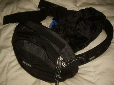 Think Tank Bum Bag Fanny Pack with Think Tank Pro Speed Belt V2.0 L-XL HTF