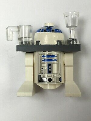 2006 LEGO STAR WARS R2-D2 SERVING TRAY MINIFIGURE JABBA/'S SAIL BARGE 6210