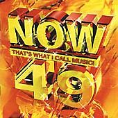 Now That's What I Call Music! 49: 2CD   2001. New & Sealed. (Next Day Delivery).