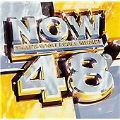 Now That's What I Call Music! 48: 2CD   2001. New & Sealed. (Next Day Delivery).