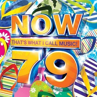 Now That's What I Call Music! 79: 2CD   2011. New & Sealed. (Next Day Delivery).