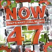 Now That's What I Call Music! 47: 2CD   2000. New & Sealed. (Next Day Delivery).