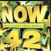 Now That's What I Call Music! 42: 2CD   1999. New & Sealed. (Next Day Delivery).
