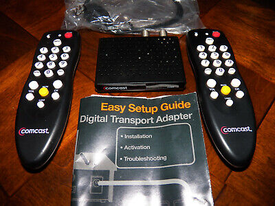 NEW COMCAST XFINITY Digital Transport Power Cord for