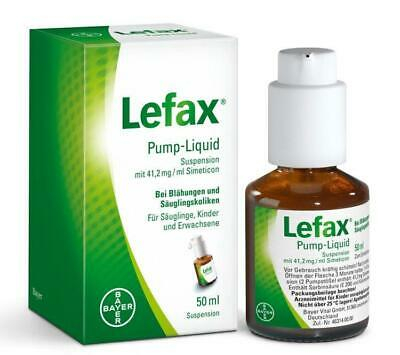Lefax Pump Liquid 50 ml PZN: 2563842