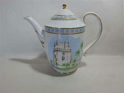 Compton and Woodhouse The First Teapots Portugese Moorish Teapot