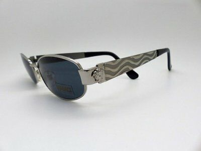 VERSACE GIANNI SUNGLASSES Mod X01 Col 58M Genuine Vintage New Old