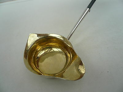 Silver Toddy Ladle, Sterling, Antique, Hallmarked 1792