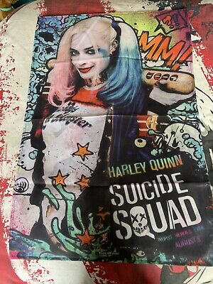 Suicide Squad - Harley Quinn Movie Wall Art