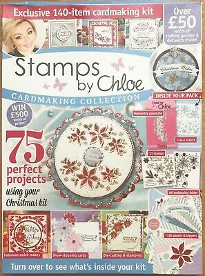 Stamps by Chloe Cardmaking Collection magazine