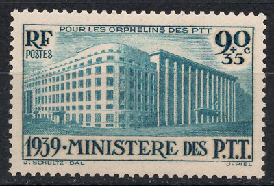 TIMBRE FRANCE année 1939 n°424 ... NEUF**